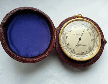 J.Lizars Pocket Barometer