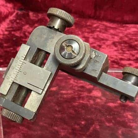 John Wilkes Precision Aperture Sight
