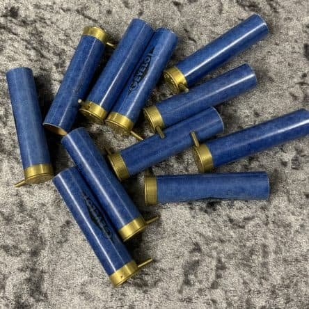 Gévelot 28 Bore Pinfire Cases
